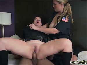 ebony s eating bunghole Noise Complaints make dirty super-bitch cops like me moist for enormous