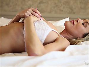 Brandi love sensuous smashing with a stranger