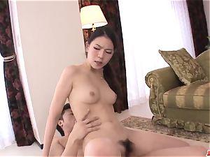 Kei Akanishi mind-blowing chinese xxx home porn