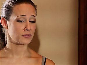 Cassidy Klein enjoys hump with aged fellow