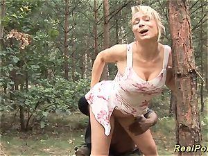 chesty german stepmom ebony prick torn up