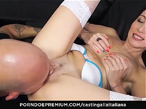 casting ALLA ITALIANA - newcomer assfuck gape and boink