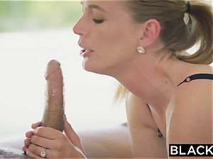 BLACKED molten wife cuckolds hubby with black neighbor