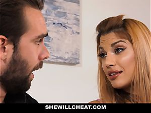 SheWillCheat - steaming cuckold wife revenge pulverizing