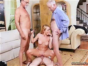 internal ejaculation humungous udders milf babe Frannkie And The gang Tag squad A Door To Door Saleswoman