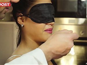 LETSDOEIT - orgy Cooking With honeys Apolonia and Angel