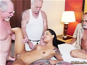 daddy boinks playmate playfellow s sons female and elder duo seduce young Staycation with a