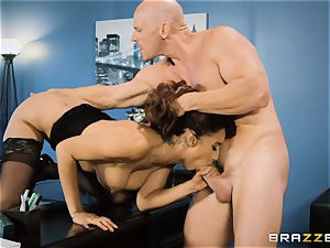 Isis enjoy getting pulverized by Johnny Sins