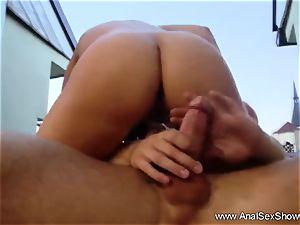 Italian sex industry star ass fucking fuck-a-thon escapade