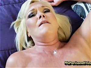 Ms Paris Rose in forbidden elations