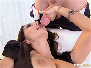 mind-blowing milf Ava Addams gets some serious therapy