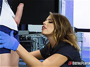 Airport security is cock-squeezing