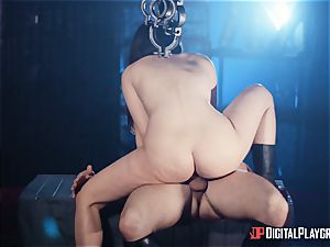 screwing in space with Valentina Nappi