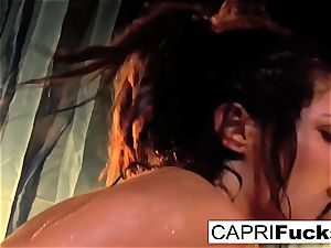 Capri boinks Charley chase