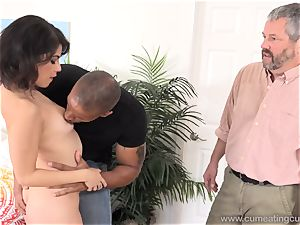 Penelope Reed Takes Dance and fucking Lessons