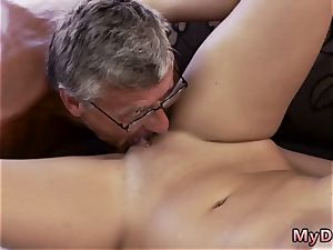 elderly dude plays with young cunt What would you prefer - computer or your girlassociate?
