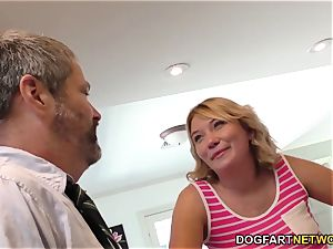 Zelda Morrison gets group-fucked and DP'd by BBCs