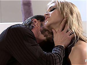 Sarah's erotic drill