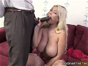 Bridgette B wants dark-hued chisel - hotwife Sessions