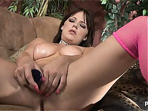 boobjob her own plaything