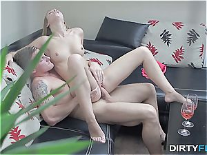 dirty Flix - Alexis Crystal - sensual ejaculation