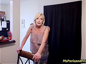 Ms Paris Rose in Paying Your Debt with My fuckbox
